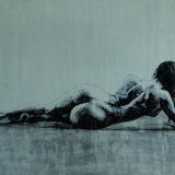 Waiting for you, 150 x 100 cm