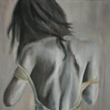 Undress, 80 x 100 cm